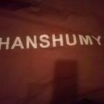 HANSYUMYとか言うわけ分からん会社の商品が届いた。。